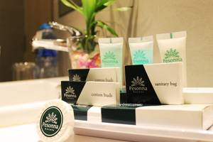 Pesonna Hotel Pekanbaru - BATHROOM AMENITIES