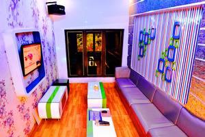 Hotel Orchid Wonosari - Ruang karaoke