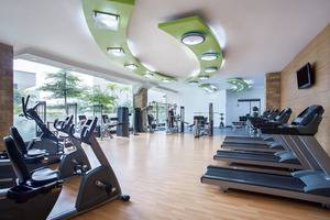 Radisson Medan Medan - Gym