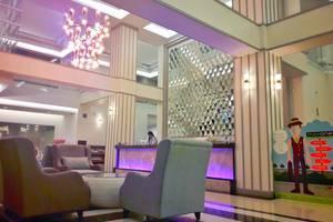 Shakti Hotel Bandung - Lobby