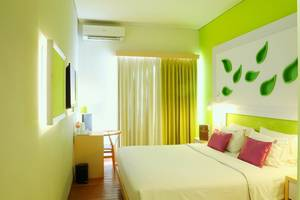 Shakti Hotel Bandung - Joy Room with Double Bed (Standard)