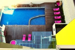 Shakti Hotel Bandung - Pool at the 2nd Floor