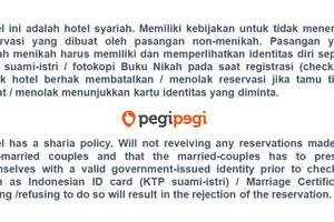 Grand Madani Hotel by Prasanthi Syariah Lombok - HOTEL SYARIAH/SHARIA