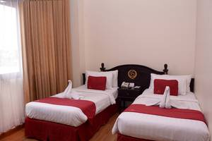 Quds Royal Hotel Surabaya - Junior suite 2
