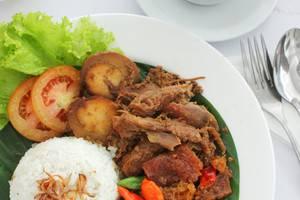 Core Hotel Yogyakarta - gudeg