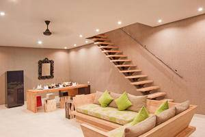Villa Sandhya Bali - Ruang Tamu