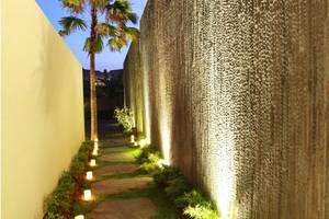 Villa Sandhya Bali - Taman