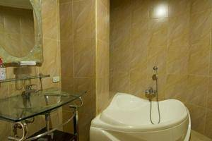 Hotel Garuda Pontianak - Kamar mandi