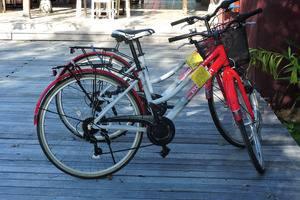 Pandawa Beach Villas & Resort Lombok - sewa sepeda