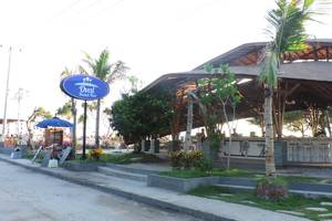 Pandawa Beach Villas & Resort Lombok - Bar Oval