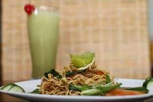 Hotel Dalu Semarang - Menu Makan Malam