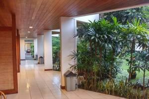 Hotel Bumi Asih Gedung Sate Bandung - Corridor