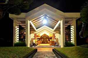 Hotel Sahid Montana Dua Malang - Entrance1