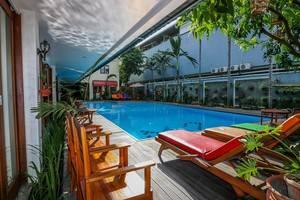 NIDA Rooms Manga Raja 21A Kraton - Pemandangan Area