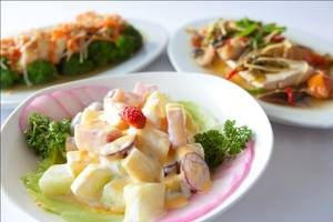 Karibia Boutique Hotel Medan - Salad Buah Green Village