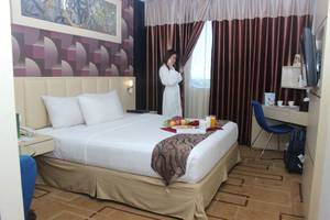 Karibia Boutique Hotel Medan - Kamar Deluxe