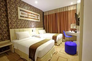Karibia Boutique Hotel Medan - Kamar Superior