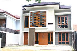 De Nuansa Dago II Syariah Villa Bandung - Eksterior