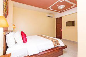 ZenRooms Celagi Basur Bali - Tempat Tidur Double