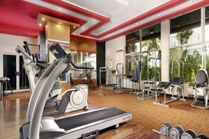 Hotel Singgasana Makassar - Ruang kebugaran