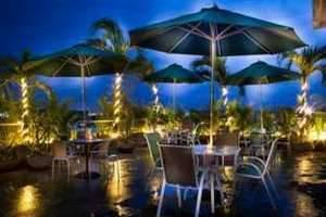 Sun Boutique Hotel Bali - Bar di puncak gedung