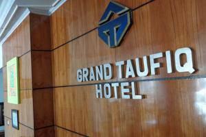 Grand Taufiq Hotel Tarakan - lobby
