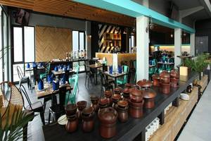 FITRA Hotel Majalengka Majalengka - Restaurant