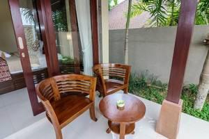 NIDA Rooms Katik Lantang Ubud Bali - Ruang tamu