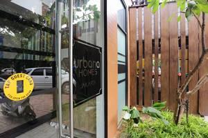 Urbana Homes Jakarta - Entrance