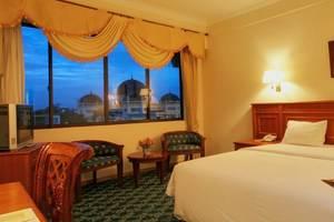 Hotel Madani Syariah Medan - Kamar Deluxe