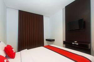 ZenRooms Kedonganan Batur Sari Bali - Tempat Tidur Double