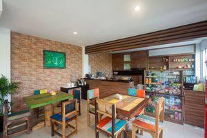 ZenRooms Kedonganan Batur Sari Bali - Restoran