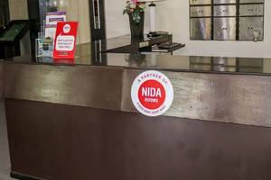 NIDA Rooms Istana Maimun Medan - Resepsionis