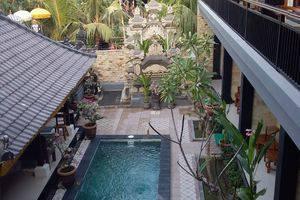 Vivaldi @ Jimbaran Bali - kolam renang
