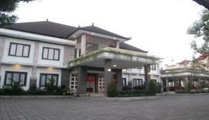 Dhyanapura City Hotel Bali - Exterior
