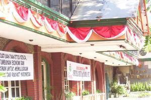 Hotel Tanjung  Surabaya - Eksterior