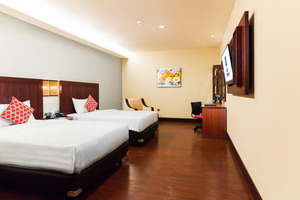 Best Western Senayan Jakarta - Bedroom