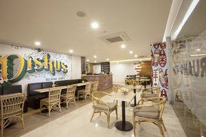Verse Lite Hotel Pembangunan Jakarta - Restaurant