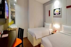 D' Hotel Jakarta - Dreams Twin Room