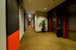 D' Hotel Jakarta - Koridor