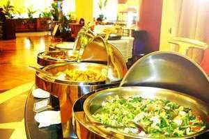 Hotel Sentral Jakarta - Makanan
