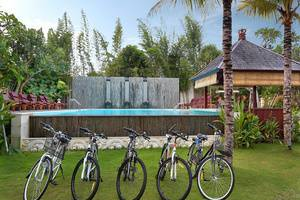 Lumbini Luxury Villas and Spa Bali - Sepeda