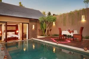 Lumbini Luxury Villas and Spa Bali - Pool (1 Bedroom Suite)