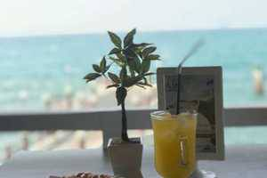 Allisa Resort Anyer - Kafe