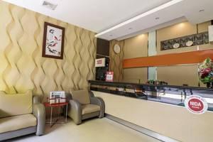 NIDA Rooms Makassar Town Square - Resepsionis