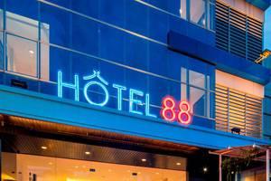 Hotel 88 Mangga Besar Jakarta - Entrance