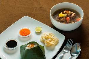 Hotel 88 Mangga Besar Jakarta - Sop Buntut 88