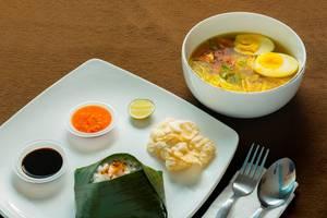 Hotel 88 Mangga Besar Jakarta - Soto Ayam 88