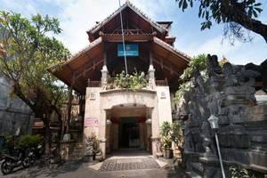 Mahajaya Hotel Bali - Tampilan Luar Hotel