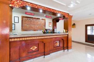 Mahajaya Hotel Bali - Resepsionis